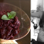 New Super Foods With Jules Episode: Indigo Granita Dessert