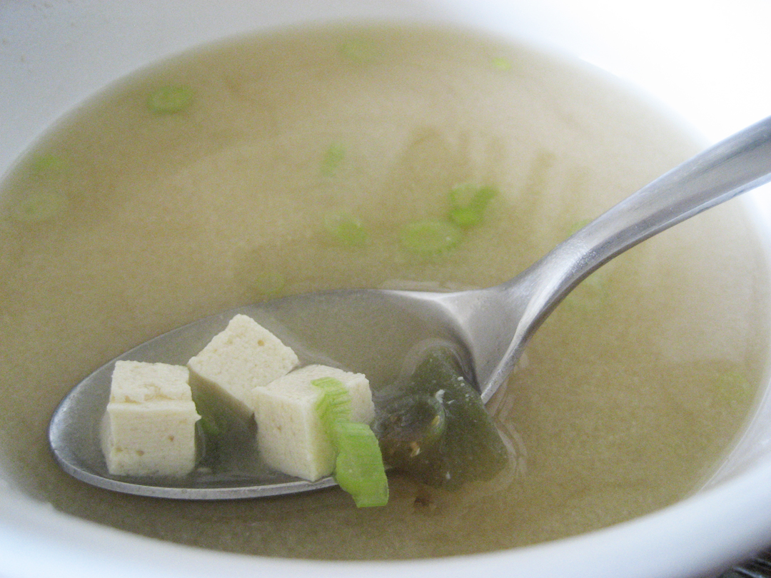 how to make easy miso soup at home