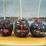 Halloween Treats! Superfood Monster Heads